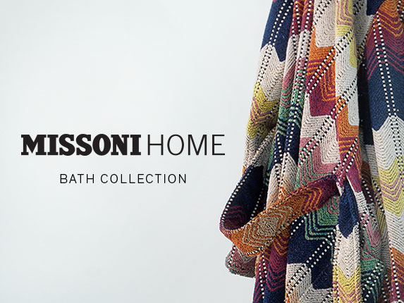 Missoni Home 2017 Towelling Collection