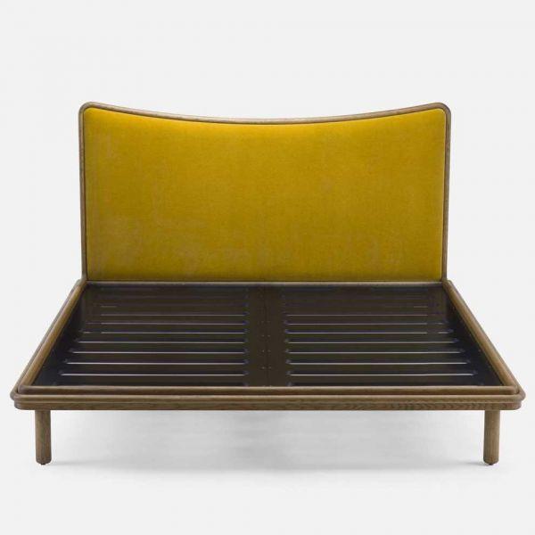 CARLTON BED By JASON MILLER for De La Espada