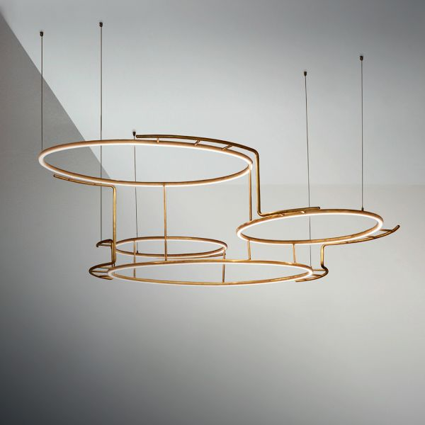BROCHE PENDANT LIGHT By DCW EDITIONS Paris