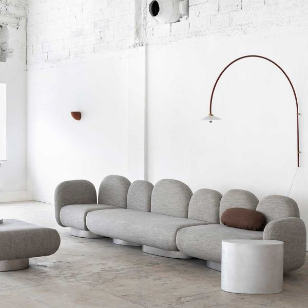 The ASSEMBLE sofa designed by destroyers/builders