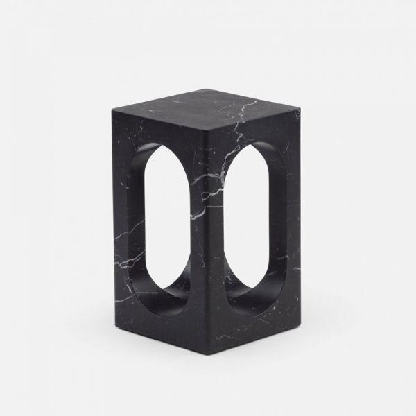 CARLO Marble SIDE TABLE By MATTHEW HILTON for De La Espada