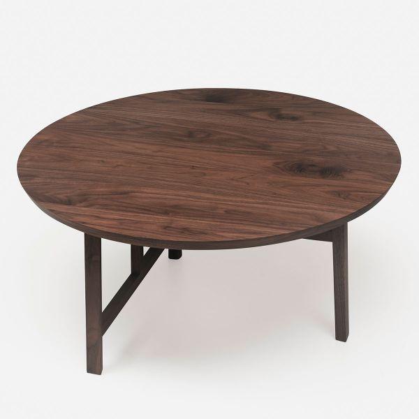 TRIO ROUND COFFEE TABLE BY NERI & HU
