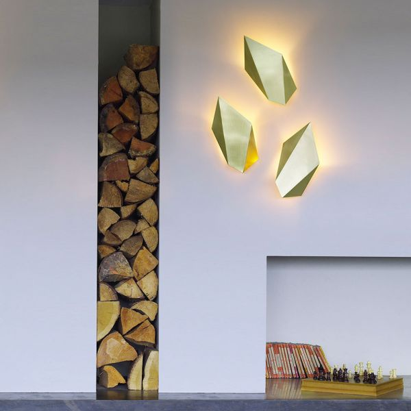 ABSTRACT WALL LIGHT By CTO LIGHTING
