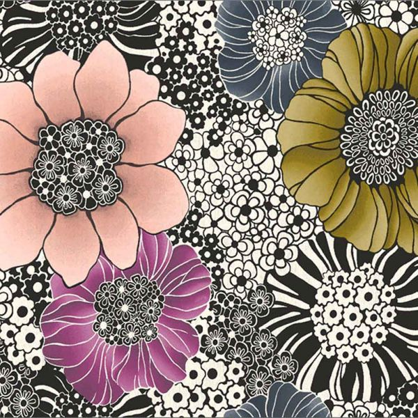 ANEMONES by MISSONI HOME WALLPAPER