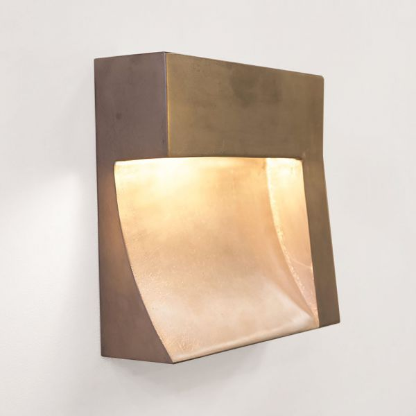ANGLE SCONCE WALL LIGHT by ATELIER DE TROUPE