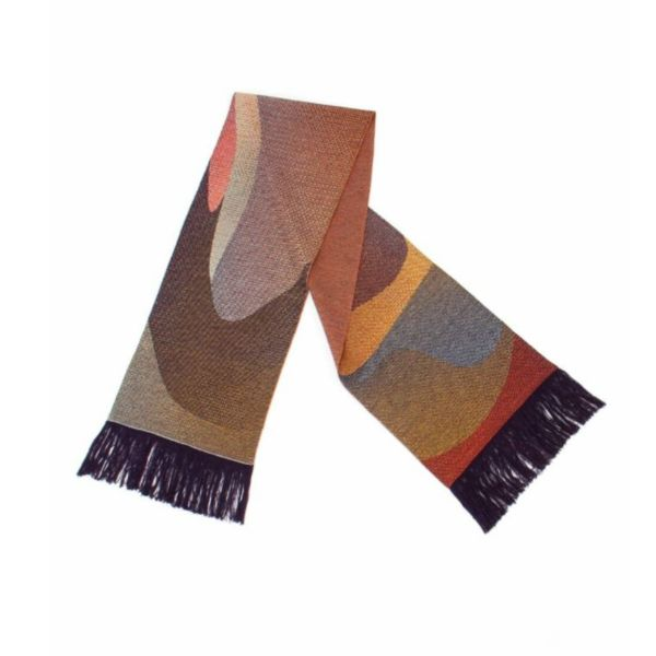 ATLANTIC MUSSELSHELL SCARF BY CASE STUDIES