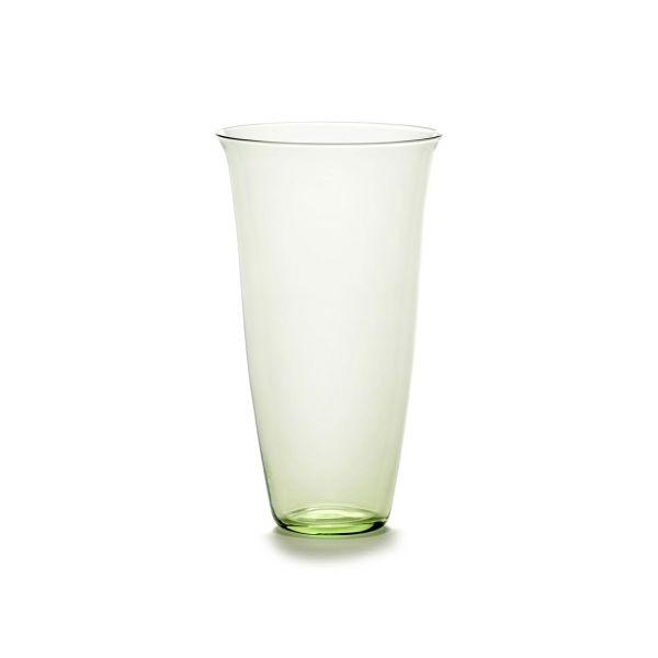Ann Demeulemeester FRANCES GLASS GREEN - BOX OF 4