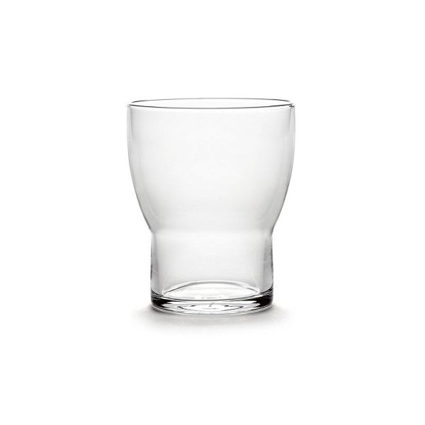 Ann Demeulemeester EDIE GLASS 86 TRANSPARENT BOX OF 4