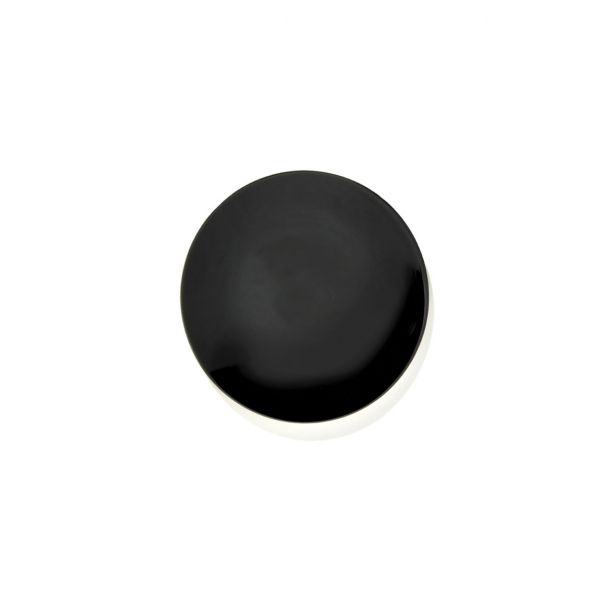 DÉ PLATE 14 BLACK BOX OF 2 By Ann Demeulemeester