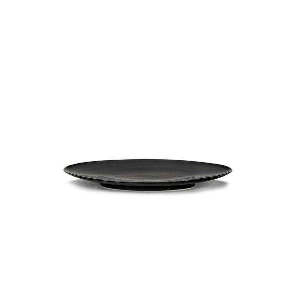 ANN DEMEULEMEESTER - PLATE RA BLACK