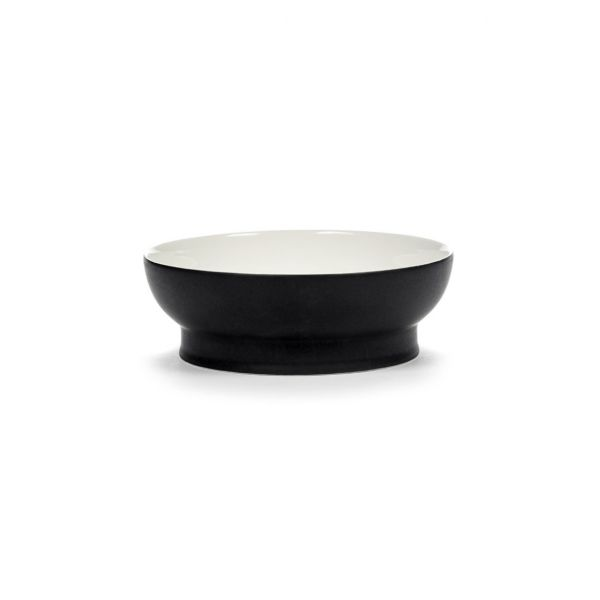 RA BOWL 16 OFF-WHITE BOX OF 2 by ANN DEMEULEMEESTER