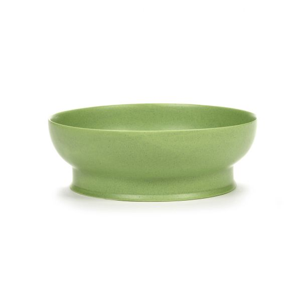 RA BOWL 22 GREEN BOX OF 2 by ANN DEMEULEMEESTER