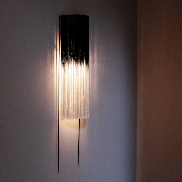 WALL LAMP EDO BLACK/WHITE by ANN DEMEULEMEESTER