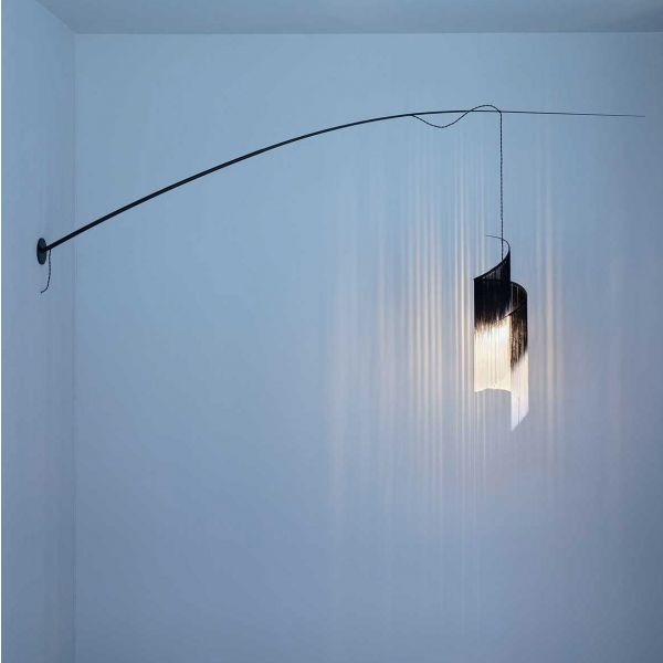 WALL LAMP REY 2 BLACK/WHITE by ANN DEMEULEMEESTER