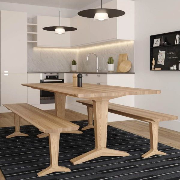 BALLET DINING TABLE BY CASE FURNITURE