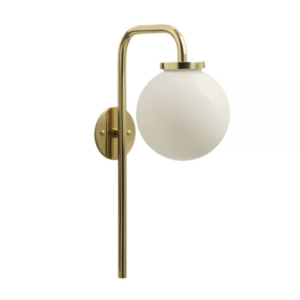 BIG BULB WALL LIGHT by CTO LIGHTING