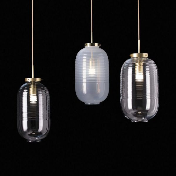 LANTERN PENDANT LIGHT by BOMMA