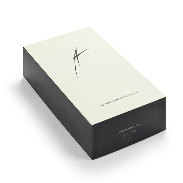 Ann Demeulemeester GIFTBOX Cutlery Set ZOE ANTHRACITE