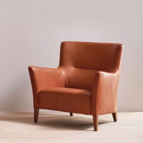 BRODY LOW BACK ARMCHAIR by PINCH
