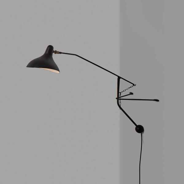 MANTIS WALL LAMP MINI by DCW EDITIONS