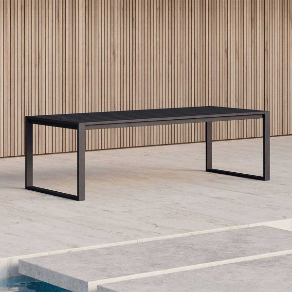 EOS OUTDOOR COMMUNAL TABLE - CASE FURNITURE