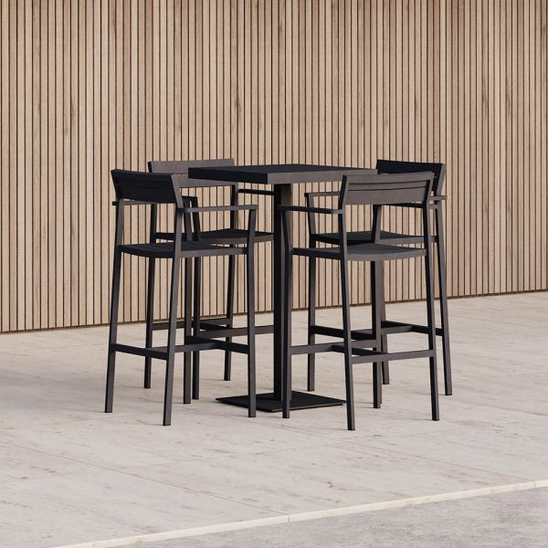 EOS OUTDOOR BAR TABLE by CASE FURNITURE