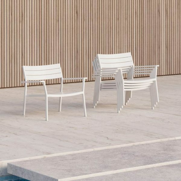 EOS OUTDOOR LOUNGE ARMCHAIR by CASE FURNITURE