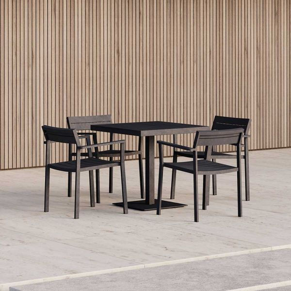 EOS OUTDOOR CAFE TABLE by CASE FURNITURE