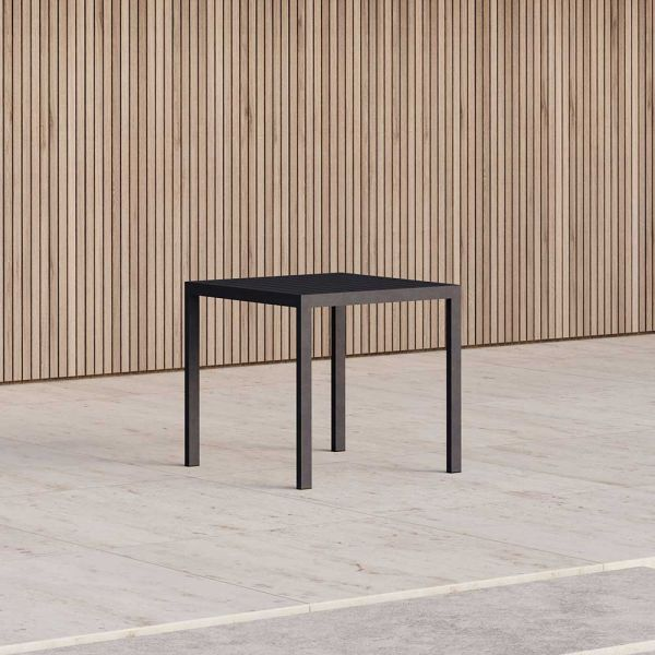 EOS OUTDOOR SQUARE TABLE by CASE FURNITURE