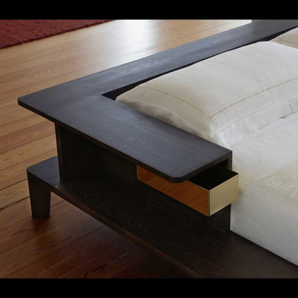PLATFORM BED by NERI & HU for De La Espada
