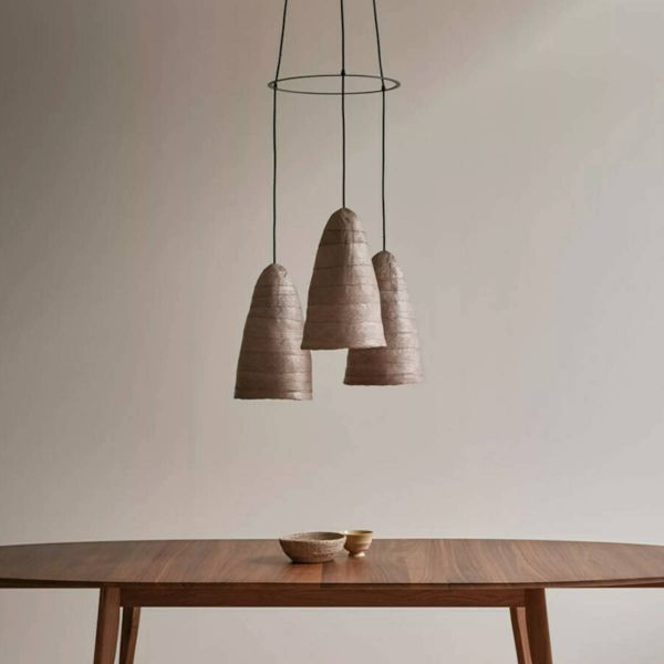 BEATA CLUSTER PENDANTS by PINCH DESIGN