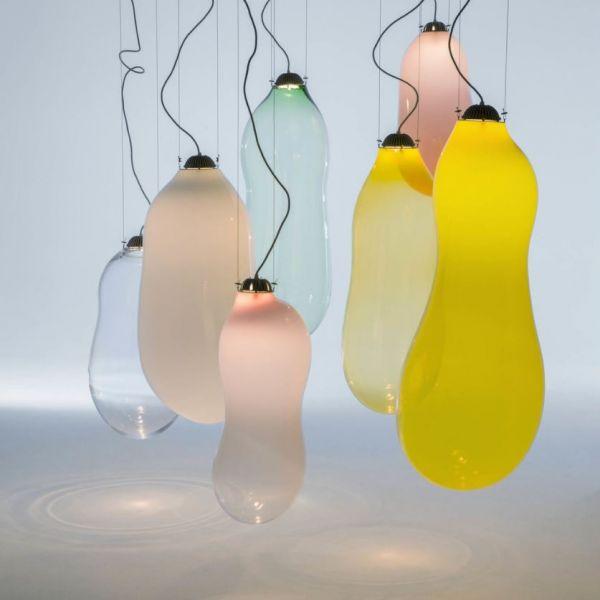 The Big Bubble Pendant by Alex de Witte