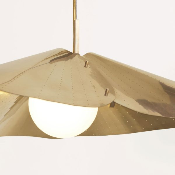 COMPAS PENDANT LIGHT by ATELIER DE TROUPE