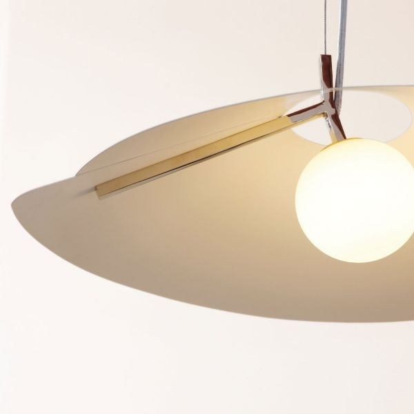 COMPAS SMALL PENDANT LIGHT by ATELIER DE TROUPE