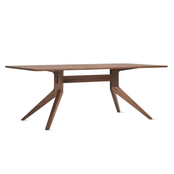 CROSS FIXED DINING TABLE BY CASE FURNITURE