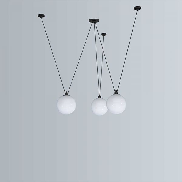 ACROBATES 323 XL GLASS BALL by DCW EDITIONS