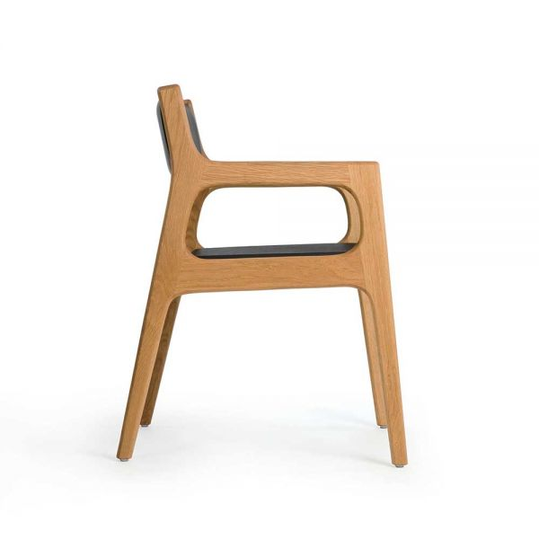 DEER ARMCHAIR Dining chair by AUTOBAN for De La Espada
