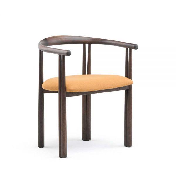 ELLIOT DINING Chair by JASON MILLER for De La Espada