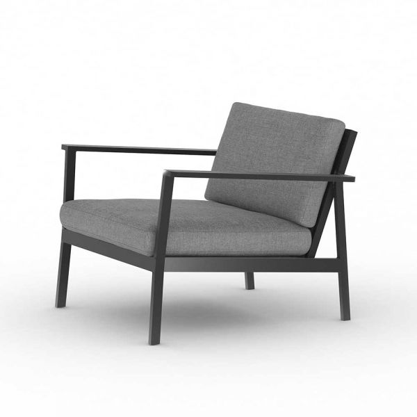EOS OUTDOOR SOFA ARMCHAIR by CASE FURNITURE