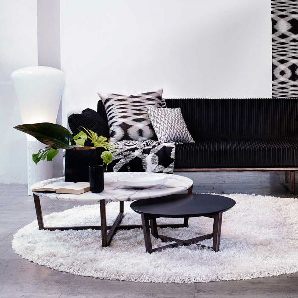 FINELINE SIDE TABLES by SPENCE & LYDA