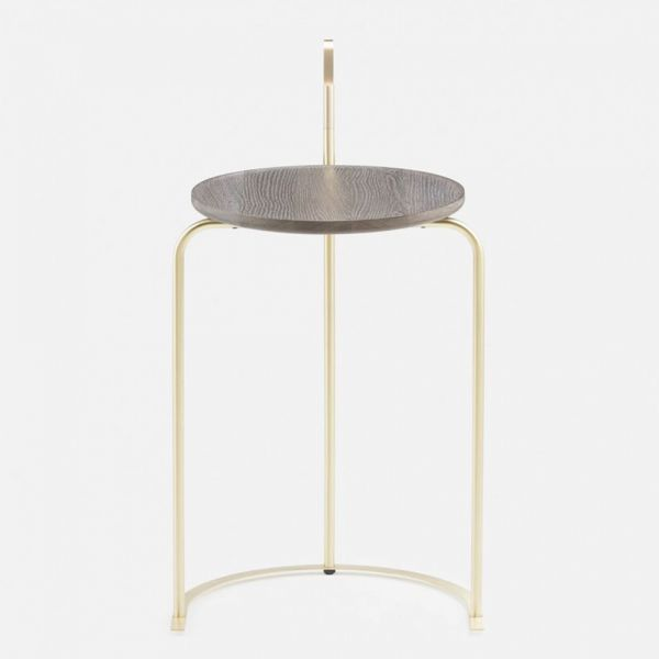HANDLE SIDE TABLE by NERI & HU for De La Espada