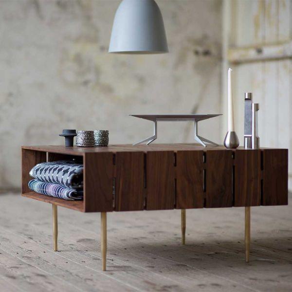 HORIZON COFFEE TABLE by MATTHEW HILTON for De La Espada