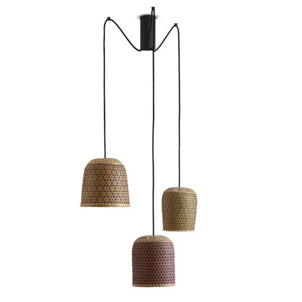 PIKUL SET OF 3 - PET LAMPS