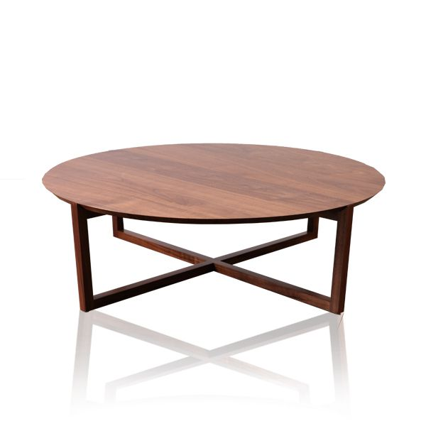 FINELINE COFFEE TABLE ROUND by SPENCE & LYDA