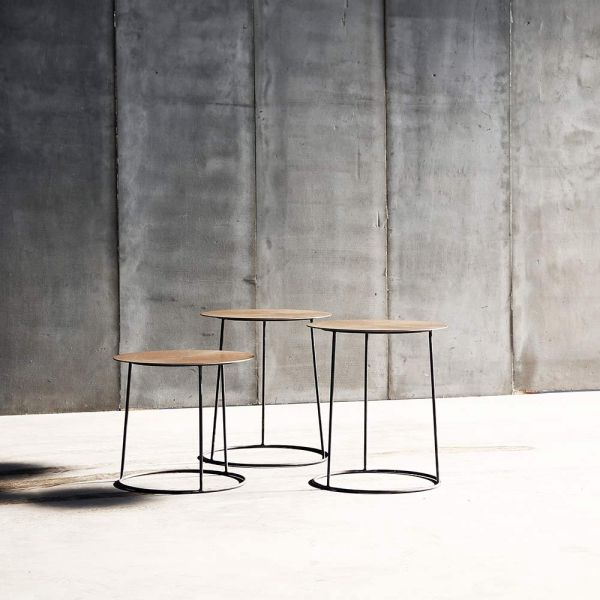 NIMBUS II 50 SIDE TABLE by HEERENHUIS