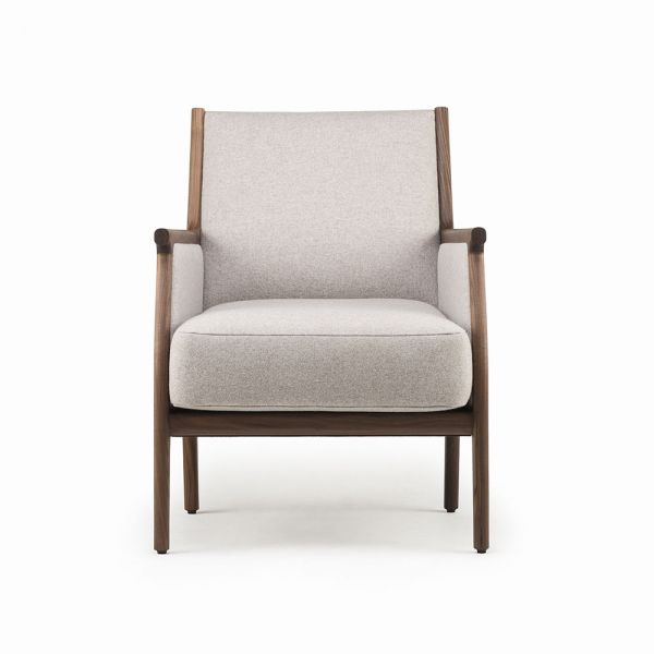 MIRA LOUNGE CHAIR by MATTHEW HILTON for De La Espada