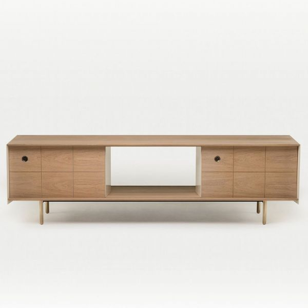 MITCH LOW CABINET by LUCA NICHETTO for De La Espada