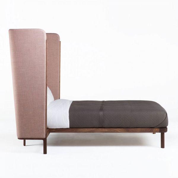 DUBOIS BED by LUCA NICHETTO for De La Espada