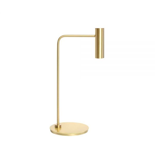 HERON BRASS BRONZE TABLE LIGHT by CTO