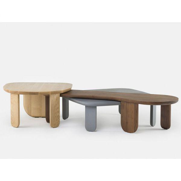 KIM NESTING TABLE by LUCA NICHETTO for De La Espada